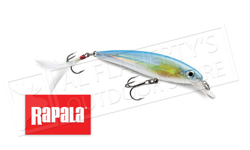 "Rapala X-Rap XR08 - 3-1/8"", 1/4 oz., 3'-5' Depth"