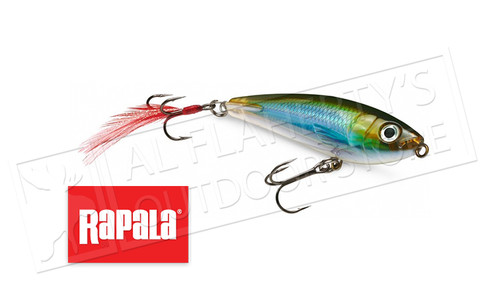 "Rapala X-Rap Subwalk XRSB09 - 3-1/2"", 5/8 oz., 0'-2' Depth"