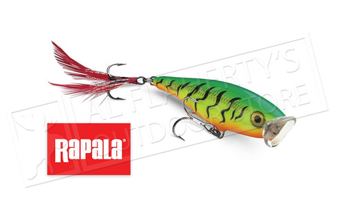 "Rapala Skitter Pop - SP07 - 2-3/4"", 1/4 oz"