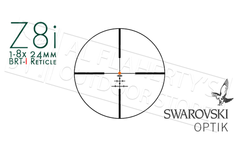 Swarovski Rifle Scope Z8i 1-8x24 L BRT-I #68104