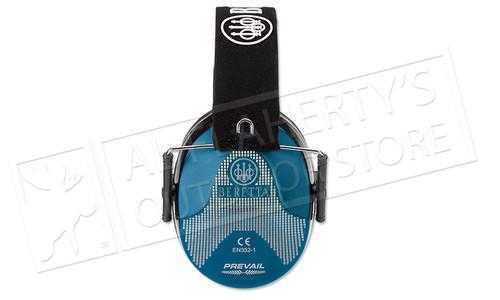 Beretta Standard Hearing Protectors, Blue or Black CF1000020