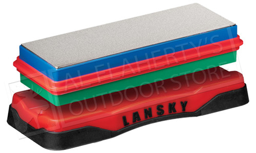Lansky Double Sided Bench Stone Medium/Fine Grit DB2860