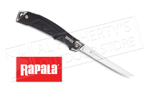 "Rapala 5"" Folding Fish Pro Fillet Knife #FFPF5"