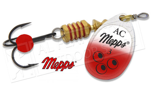 Mepps AC Hybrid Comet Aglia Spinner Size 5 #AC5