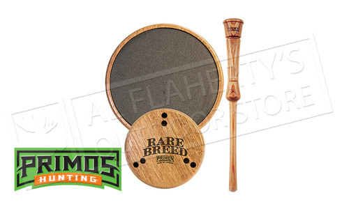 Primos Hunting Rare Breed Premium Wood Pot  Turkey Slate Call #PS2904