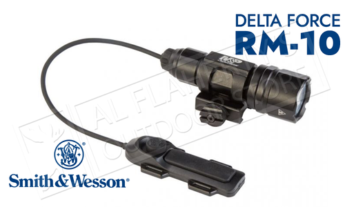Smith & Wesson Flashlight Delta Force RM-10 LED Rail Mounted #110043