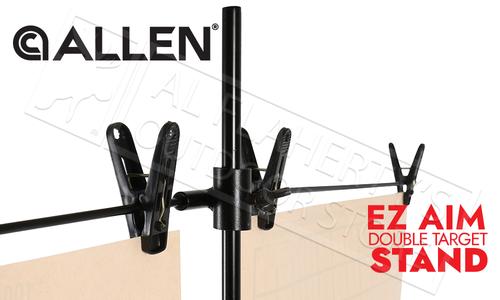 Allen EZ Aim Paper Double Target Stand #15295