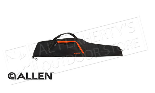 "Allen Tarryall Rifle Case 52"" Black/Orange #67052"
