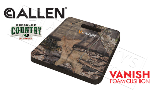 Allen Vanish Foam Cushion in Mossy Oak Break-Up Country Camo #5832