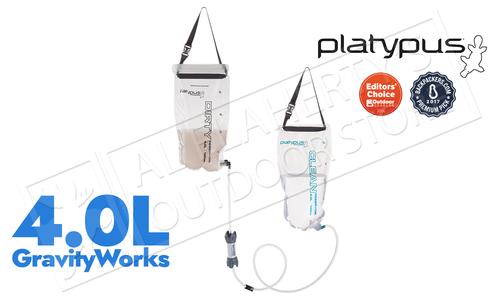 Platypus Gravityworks 4L Water Filter #03135