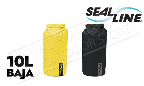 SealLine Baja Ultra Durable Dry Bag, 10 Liter #BAJA10