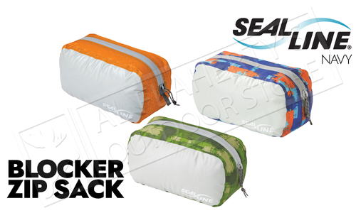 SealLine Blocker Zip Dry Sacks, Size Medium Various Colours