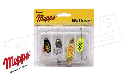 Mepps Kit - Walleye 4-Pack #4-K5