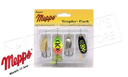 Mepps Kit - Trophy 4-Pack, Size 3-4 #4-T34