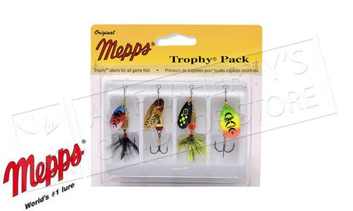 Mepps Kit - Trophy 4-Pack, Size 1-2 #4-T12