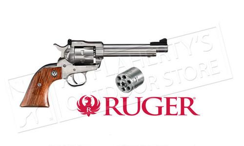 """Ruger Single-Six Convertible Revolver, .22LR/22WMR 5.5"""" Barrel #0625"""