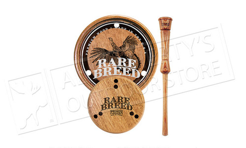 Primos Hunting Rare Breed Glass Wood Grain Pot Trap Turkey Call #PS2903