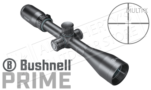 Bushnell Prime 3-12x40mm Scope with Multi-X Reticle SFP #RP3120BS3