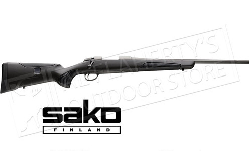 Sako 85 Finnlight II Rifle, Synthetic with Fluted Stainless Steel Barrel, Various Calibers #SBV