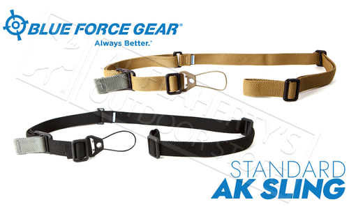 Blue Force Gear Standard AK Sling #K-SP-0046