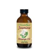 MeadowCare Jasmine Massage Oil 4oz