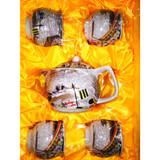 Ceramic Tea Set for Four #2