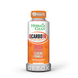 Herbal Clean QCarbo16 Mega Strength with Eliminex Orange 16 fl oz (473 ml)