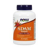 NOW Adam Superior Men's Multivitamins (90 Softgels)
