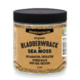 Organic Bladderwrack Powder and Sea Moss Powder 8oz