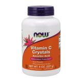 NOW Vitamin C Crystals Powder Antioxidant Protection  8oz
