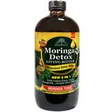 Essential Palace Moringa Detox Living Bitter Tonic 16 FL OZ