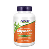 Silymarin Milk Thistle Extract, Extra Strength 450 mg Softgels