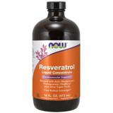 NOW Natural Resveratrol 16oz Liquid Concentrate