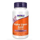 NOW Foods Alpha Lipoic Acid 250 mg 60 Veg Capsules