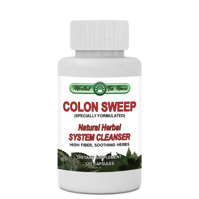 Natural Herbal Colon Sweep