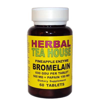 Bromelain 60 Tablets