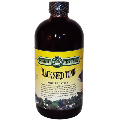 Black Seed Tonic 16oz