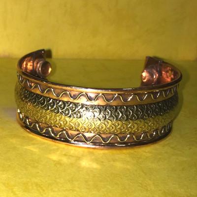 Magnetic Copper Bracelet 3cm