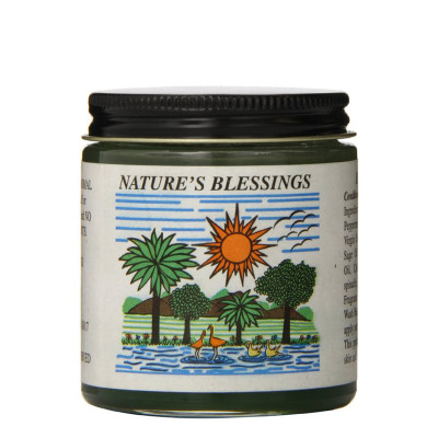 Nature's Blessings Hair Pomade 4oz