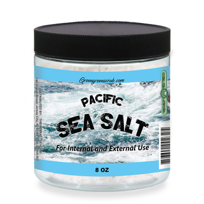 Pacific Sea Salt 8oz