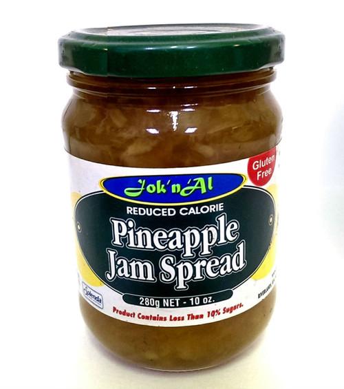 Jok' n' Al - Pineapple Jam Spread (280ml)