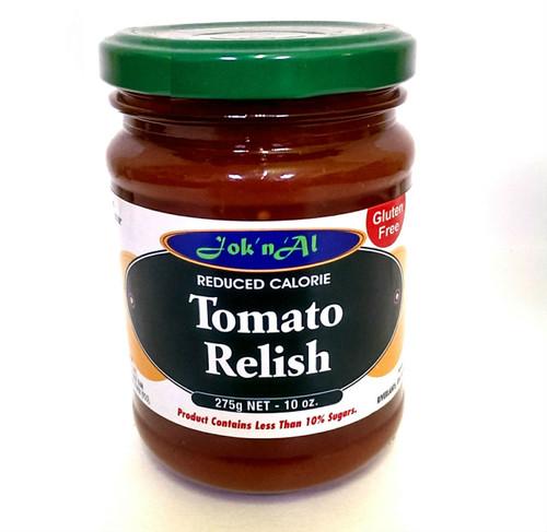 Jok' n' Al - Tomato Relish (275ml)