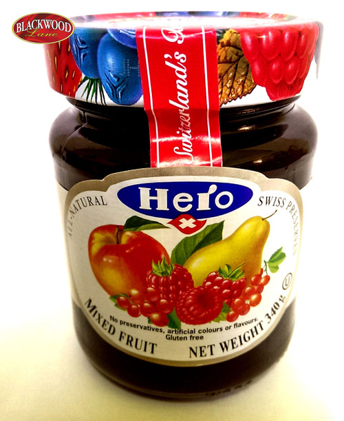 Hero - Mixed Fruit Jam (340g)