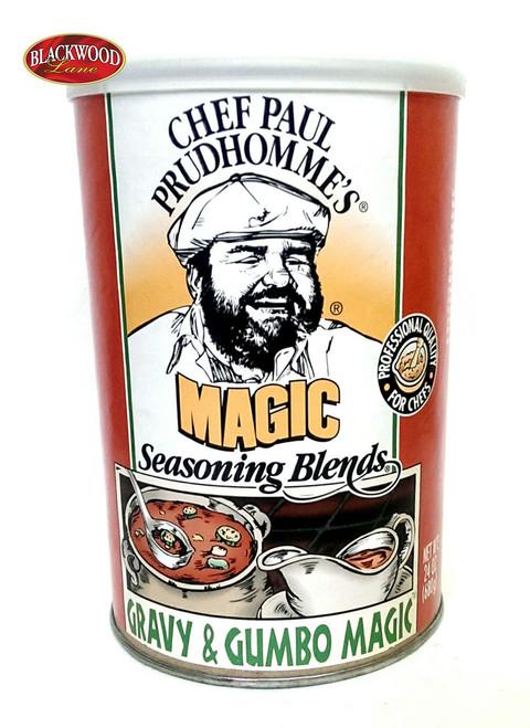 Chef Paul Prudhommes - Magic Seasoning Blends Gravy and Gumbo Magic (680g)