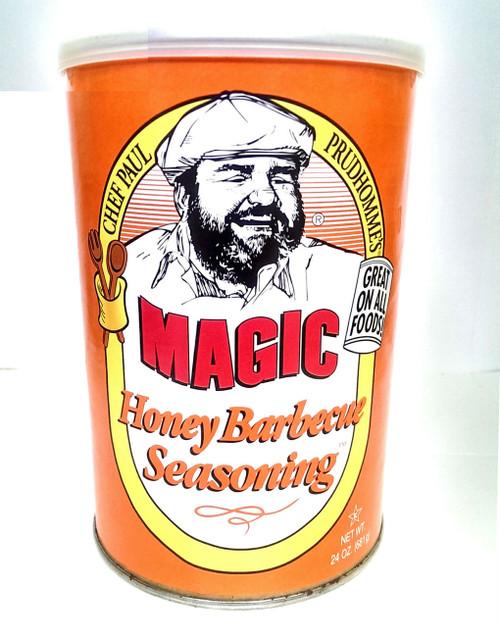 Chef Paul Prudhommes - Magic Honey Barbecue Seasoning (680g)