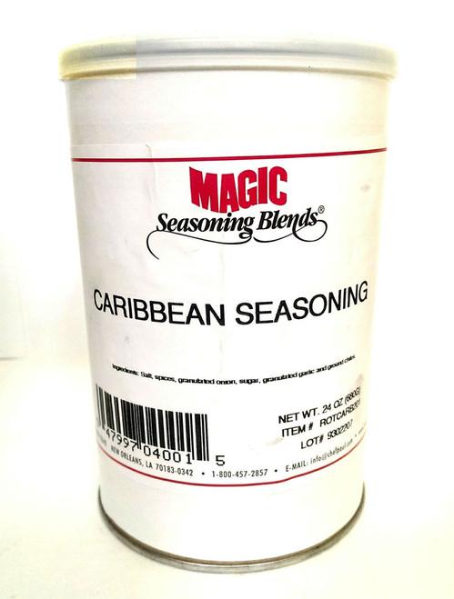 Chef Paul Prudhommes -  Magic Seasoning Blends Caribbean Seasoning (680g)