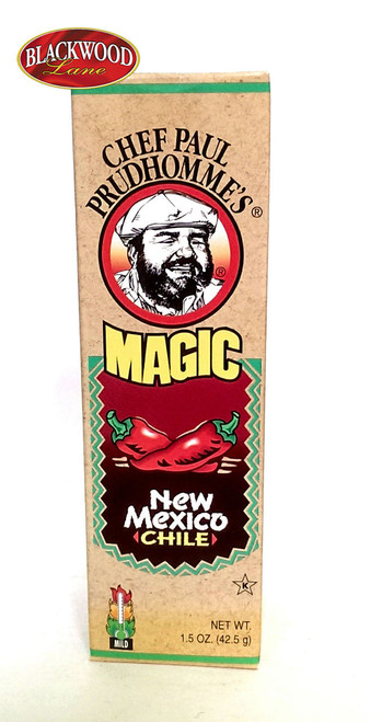 Chef Paul Prudhommes -  Magic New Mexico Chile (42.5g)