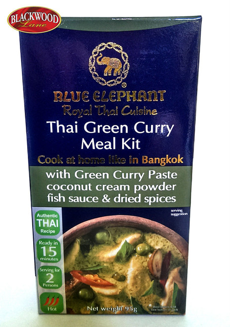 Blue Elephant -  Meal Kit  Thai Green Curry (95grm)