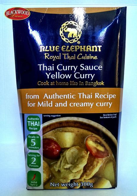 Blue Elephant - Curry Sauce Thai Yellow (300g)