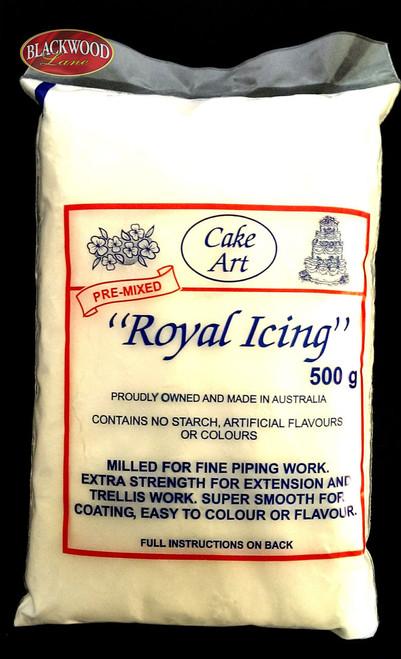Cake Art - ROYAL ICING  500grm